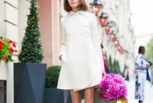 The American Socialite / all about Olivia Palermo style.