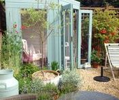 Summerhouse Inspiration / In our latest Pinterest competition you could win yourself a brand new summerhouse. This board is an example of a dream space by the Waltons web team.