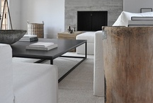 || LIVING ROOM | ONE / by The Paper Mulberry