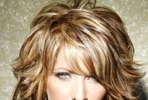 hairstyles / by Cheryl Strait