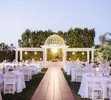 Wedding Receptions  / Joyous and beautiful outdoor wedding celebrations at Villa de Amore in Temecula CA.