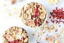 Healthy Eats / When you're taking a break from cake.