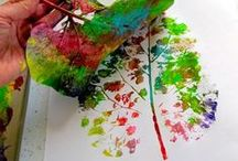 Arts & Crafts for Kids / Make these beautiful crafts and art projects for any occasion!  / by Little Passports