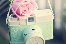 Vintage snaps and pretty things / As above