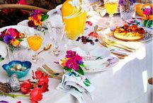 Tea parties / Everything you need for a tea party. Decor and recipe ideas