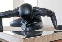 my sculpture / Bronze, Plaster, Terracotta and Resin sculptures by  : Majd https://www.facebook.com/MAJDsculptures https://www.facebook.com/groups/majdsculpture/