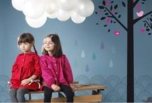 Création Petite section, création pour l'école / Des objets, des blouses, des cartables, des sacs, des serviettes de cantine, une gamme d'accessoires pour la sieste... Autant de créations, autant d'inspirations pour les écoliers et pour Petite section