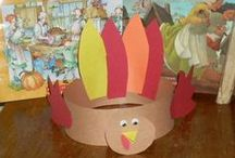 Mom's Fun Fall Ideas! / This board includes pins about Halloween, Thanksgiving and Fall in general.
