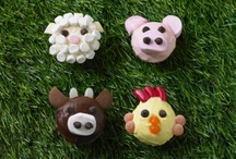 Animal Themed Cakes! We Love These! / Our faves! Animal themed Cakes by others that we positively love!  / by Cake Decorating
