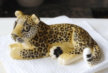 Cake Toppers & Models! We Love These! / Cake toppers & models by others that we positively love!