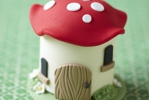 Mad About Mini Cakes! We Love These! / by Cake Decorating