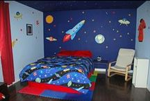 Kids Room Inspiration / This board includes decorating ideas for your kid's bedroom, bathroom, playroom or any room you allow them into :)