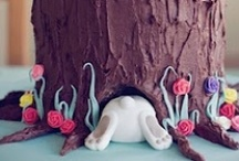 Easter Cakes and Treats: Inspiration Board / Easter Sunday is the 31st of March. We're releasing an Easter special which is available to buy from our website. We've also put together this inspiration board to help you plan all your Easter sweet treats. / by Cake Decorating UK