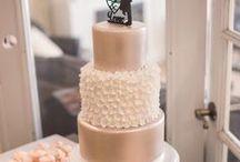 Wedding Cake + Sweets