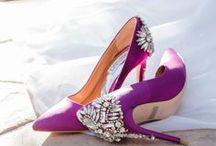 Wedding Dress + Shoes