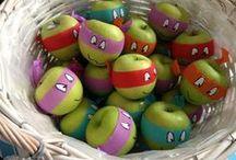 Aiden's Ninja Turtle Party / by Nikki Sexton