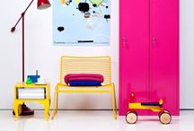 Decorate | Playrooms / A place for your child to let their imagination run wild. These kids playrooms are fun, creative and functional! / by Sam | Kiwi in the Clouds | Kid's Decor & Lifestyle Blogger