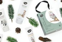 Festive Gift Ideas / Organic, Natural, Ethical Gifts