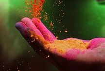 Holi - India's Spring Festival! / by Little Passports