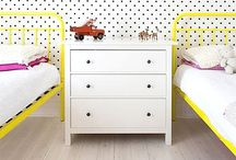 Decorate | Shared Rooms / Whether you have twins or simply want to have siblings bunk together, this board is about great shared room designs to maximize space and style.  / by Sam | Kiwi in the Clouds | Kid's Decor & Lifestyle Blogger
