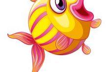 Fiskar och havets djup