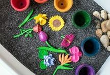 Sensory-Maker Night / At-home sensory/maker activities recommended by WMS STEAM coach Paula Sharpe