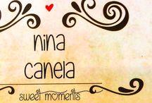 Nina Canela Sweet moments❤️ / Decoramos momentos especiales!