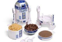 Kitchen: Star Wars / A daydream board for inspiration.