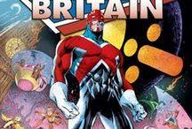 Comic Book Art: Alan Davis / The comic book art of Alan Davis