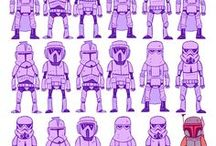 Star Wars / Star Wars visuals