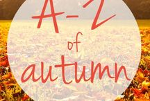 Autumn inspiration / Autumn inspiration for life