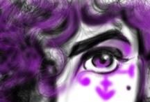 Purple Rain / by Rosie Altamirano-Habing