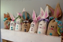 Here comes Peter Cottontail! / by Rosie Altamirano-Habing