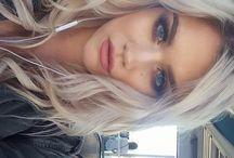 Hair and makeup / by Savannah Moore