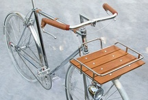 Bicycles / On two wheels.