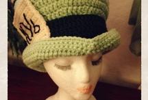 Crochet, Felting, yarn crafts / by Maizie Thompson