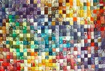 Quilts for love, Blankets for warmth / by Maizie Thompson