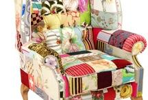 Furniture, renew,restore,refinish,repurpose / by Maizie Thompson