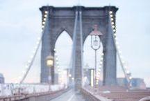 New York. / by Eryn .