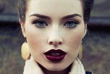 Makeup. / by Eryn .
