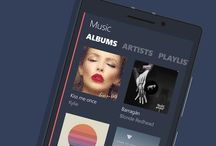 app - modern ui