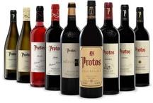 Nuestros vinos / La calidad es, por encima de todo, la premisa en la que se sustenta todo el trabajo de Protos. Por este motivo, se analiza minuciosamente todo el proceso hasta la obtención del vino. Esto nos permite poder comercializar un producto excelente, en todas sus variedades.