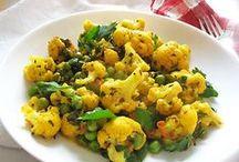 Cauliflower / Recipes featuring one of our fave veggies - Cauliflower!