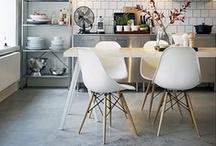 Eetruimte / Hier vind je pins van opvallende eetruimtes en keukens.