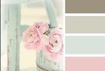 Kleuren / Kleuren vormen de basis voor een interieur. Laat je daarom inspireren door de prachtige kleurenpins!