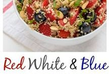 4th of July Inspiration / Find inspiration for your 4th of July celebrations. Food, drink and more!