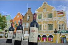 Protos Internacional / Los vinos de Bodegas Protos están presentes en 94 países de los cinco continentes. Destacan, entre los mercados más activos, Alemania, Puerto Rico, Brasil, Panamá, Méjico y Perú.