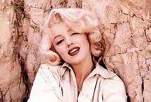 Marilyn Monroe. / by Eryn .