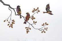 Beautiful Birds / Beautiful bird decor and more!