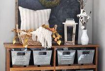 Organizing & Decorating